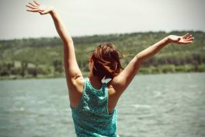 Ein gesunder Körper bringt Lebensfreude