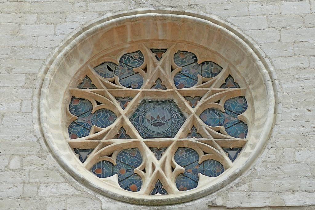 Architektur Kirchenfenster