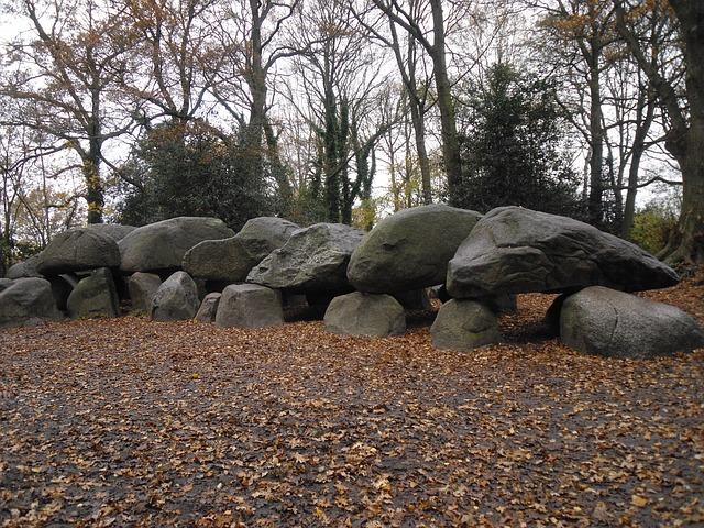 Die Kraft der Steine nutzen