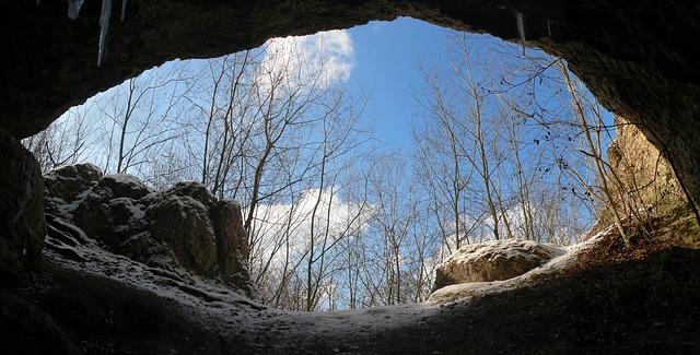 Höhle in Deutschland