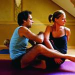 Yoga im Biolandhaus Arche