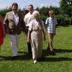 Ihre Gastgeber die Familie Tessmann