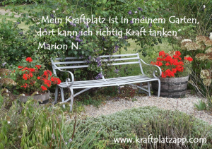 Kraftplatz Garten
