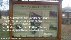 Landschaftspark Herzeberge Berlin