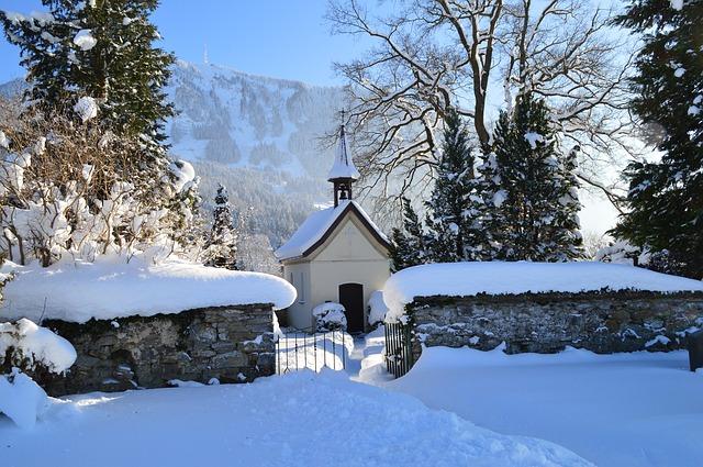Kleine Kirche als Kraftort